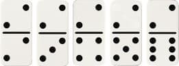 Kartu Domino Seri Dua
