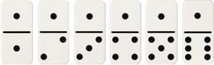 Kartu Domino Seri Satu