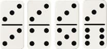 Kartu Domino Seri Tiga